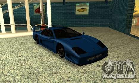 HD Turismo for GTA San Andreas