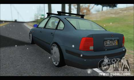 VW Passat for GTA San Andreas right view