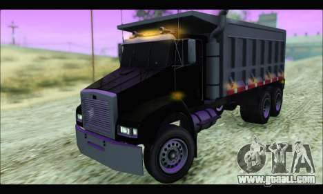 HVY Biff (GTA IV) for GTA San Andreas