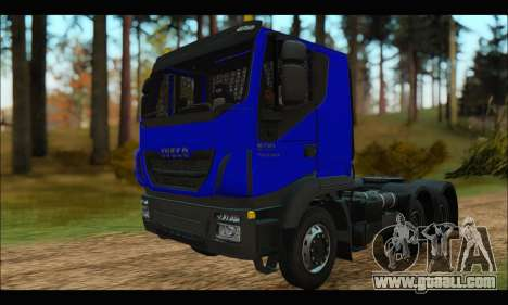 Iveco Trakker 2014 for GTA San Andreas