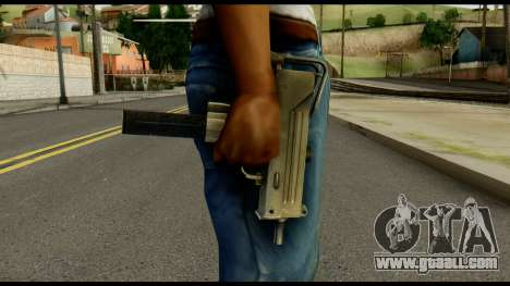 Ingram from Max Payne for GTA San Andreas third screenshot