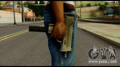 Ingram from Max Payne for GTA San Andreas third screenshot