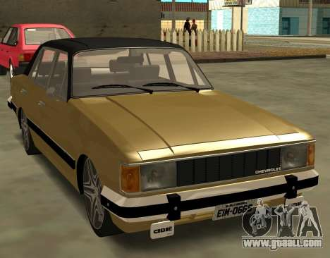 Chevrolet Opala 1980 for GTA San Andreas