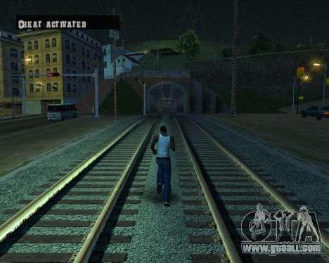 Colormod Dark Low for GTA San Andreas ninth screenshot