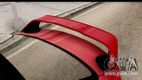 Mitsubishi Lancer Evolution FQ-400 V2 for GTA San Andreas right view