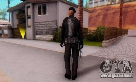 Boina Negra (FES) for GTA San Andreas second screenshot