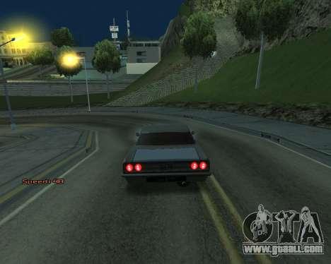 Car Speed for GTA San Andreas third screenshot