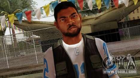 GTA 4 Skin 21 for GTA San Andreas third screenshot