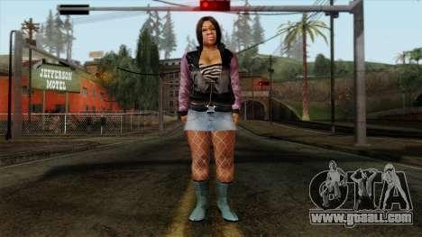 GTA 4 Skin 57 for GTA San Andreas