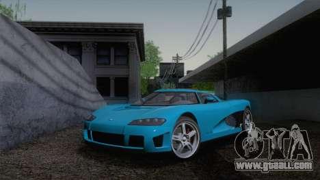 GTA V Overflod Entity XF v.2 for GTA San Andreas
