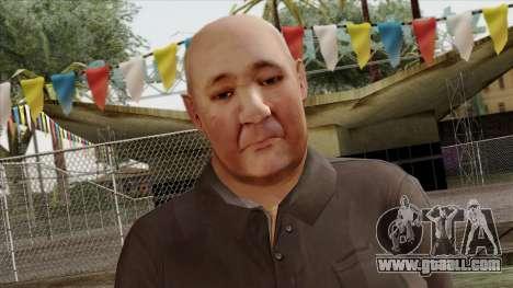 GTA 4 Skin 61 for GTA San Andreas third screenshot