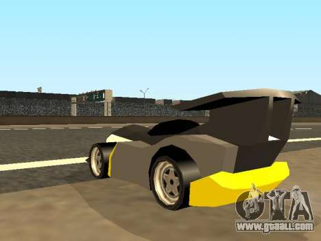 RC Bandit (Automotive) for GTA San Andreas side view