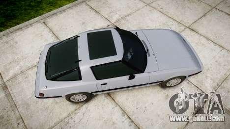 Mazda RX-7 1985 FB3s [EPM] for GTA 4 right view