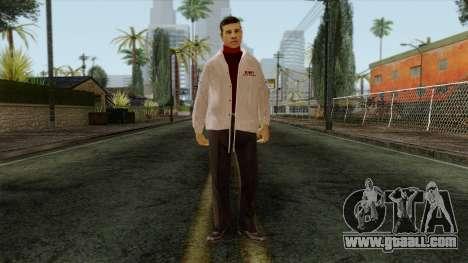 Police Skin 10 for GTA San Andreas