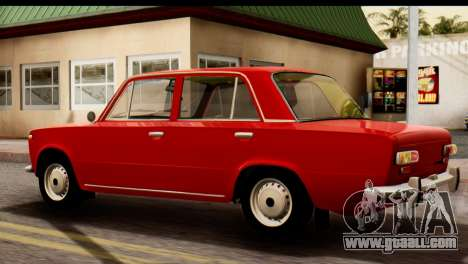 VAZ 2101 Zhiguli for GTA San Andreas left view