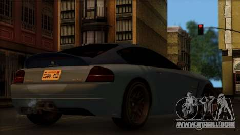 Schyster Fusilade Sport 1.0 (IVF) for GTA San Andreas left view