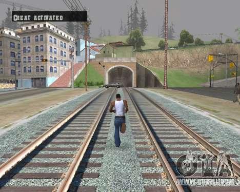 Colormod Dark Low for GTA San Andreas forth screenshot
