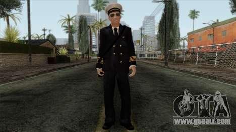 GTA 4 Skin 28 for GTA San Andreas