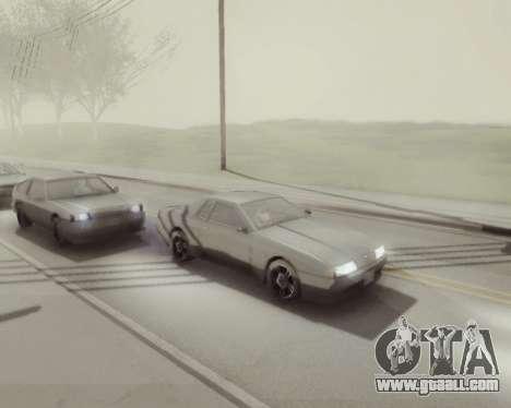 Graphic Mod v5.0 для GTA San Andreas for GTA San Andreas fifth screenshot