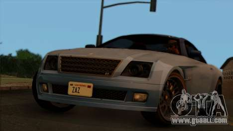 Schyster Fusilade Sport 1.0 (IVF) for GTA San Andreas