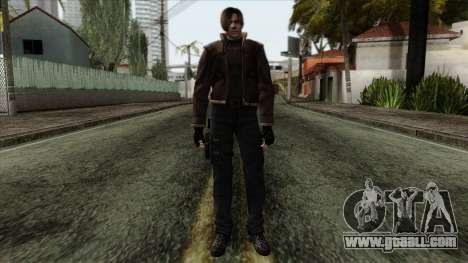 Resident Evil Skin 5 for GTA San Andreas