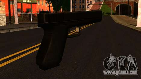Pistol from GTA 4 for GTA San Andreas second screenshot