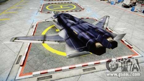 Lockheed F-121 Switchblade for GTA 4