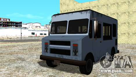 Civil Mr.WhooPee for GTA San Andreas