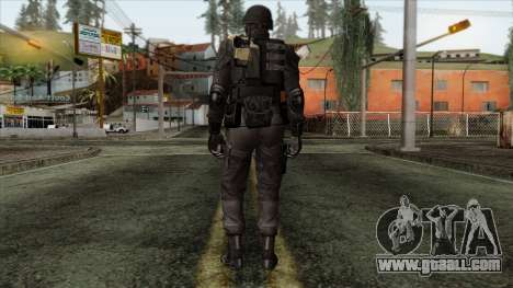 Resident Evil Skin 3 for GTA San Andreas second screenshot