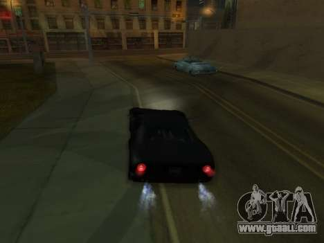 New Effects Pack White Version for GTA San Andreas fifth screenshot