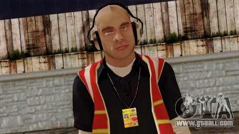 GTA 4 Skin 17 for GTA San Andreas third screenshot