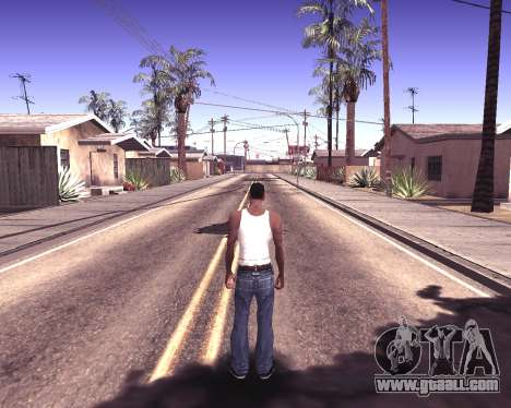 Colormod by Shane for GTA San Andreas