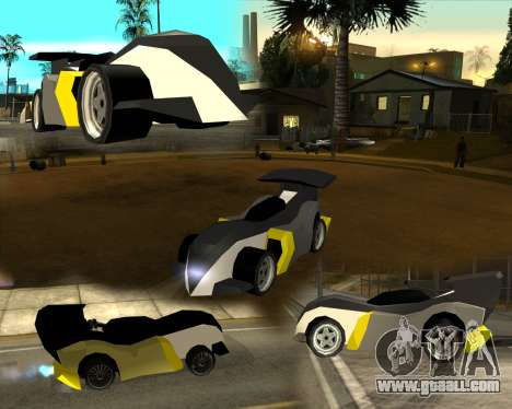 RC Bandit (Automotive) for GTA San Andreas engine