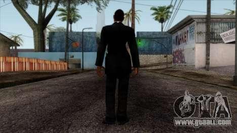 GTA 4 Skin 23 for GTA San Andreas second screenshot