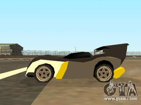 RC Bandit (Automotive) for GTA San Andreas right view