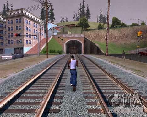 Colormod Dark Low for GTA San Andreas fifth screenshot