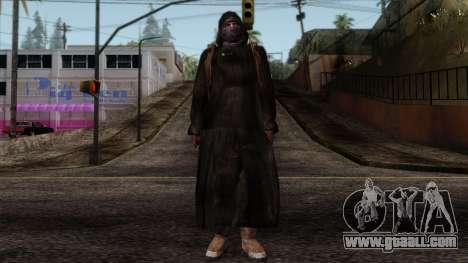 Resident Evil Skin 8 for GTA San Andreas