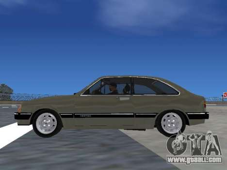 Chevrolet Chevette Hatch for GTA San Andreas right view