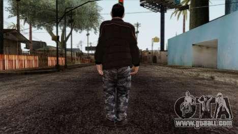 GTA 4 Skin 87 for GTA San Andreas second screenshot