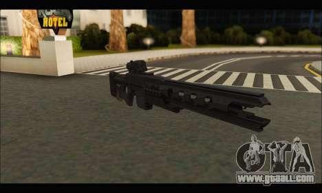 BF4 Final Stand DLC Rorsch Mk-1 for GTA San Andreas