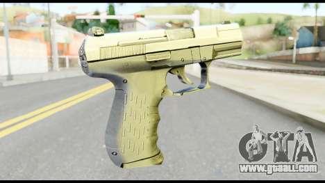 New Pistol for GTA San Andreas second screenshot