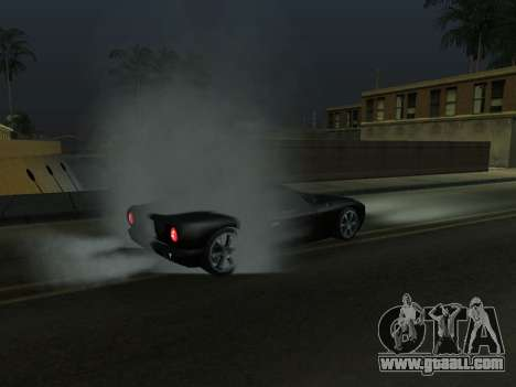 New Effects Pack White Version for GTA San Andreas forth screenshot