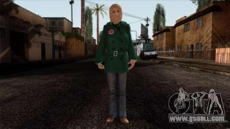 GTA 4 Skin 35 for GTA San Andreas