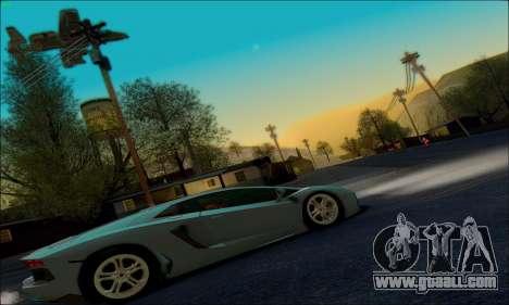 White Water ENB for GTA San Andreas third screenshot