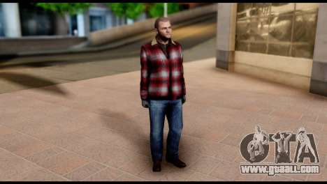 Prologue Michael Skin from GTA 5 for GTA San Andreas