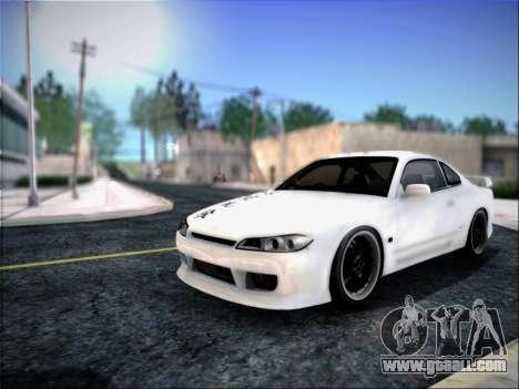 Nissan Silvia S15 Roux for GTA San Andreas