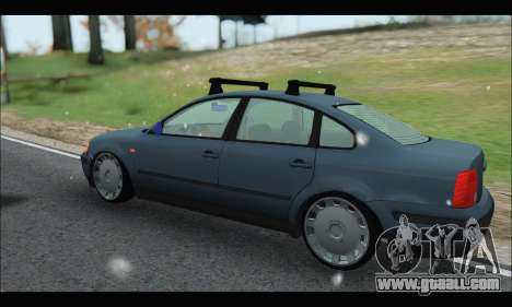 VW Passat for GTA San Andreas