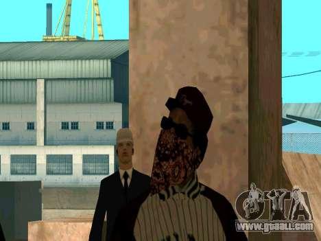 Doggers Gang for GTA San Andreas