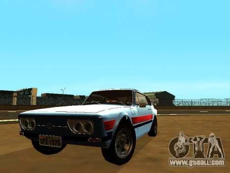 Volkswagen SP2 Original for GTA San Andreas