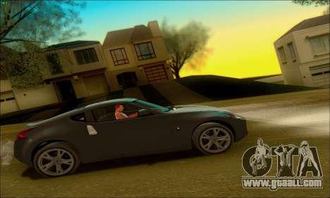 White Water ENB for GTA San Andreas sixth screenshot